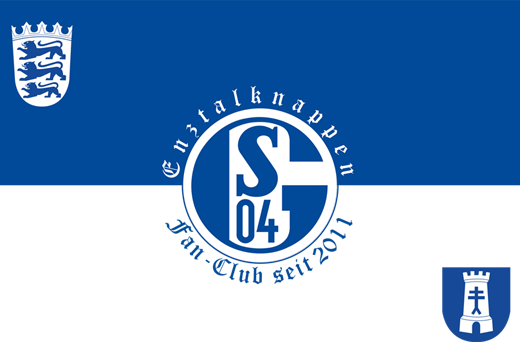 Enztalknappen Schalke Fan-Club in Bietigheim-Bissingen – seit 2011